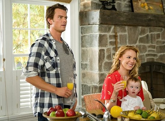 Photos From Life as We Know It With Katherine Heigl and Josh Duhamel