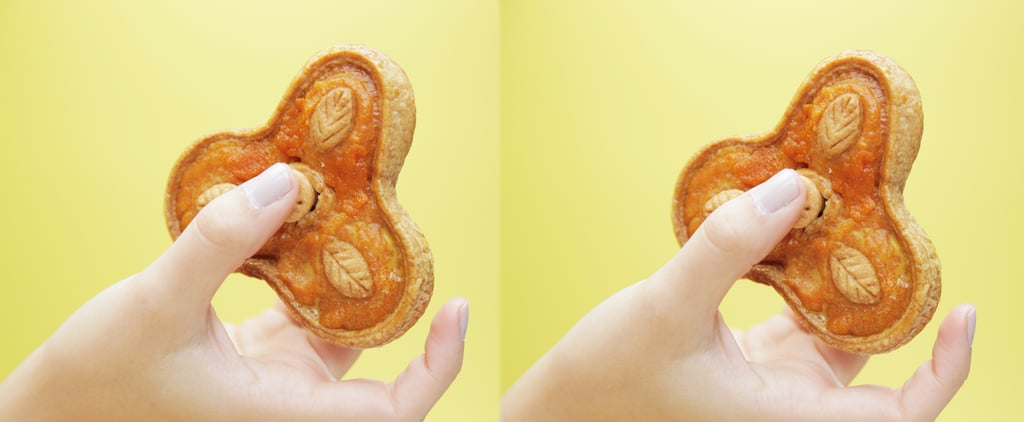 Pumpkin Pie Fidget Spinner