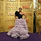 Laverne Cox at the 2019 Emmys