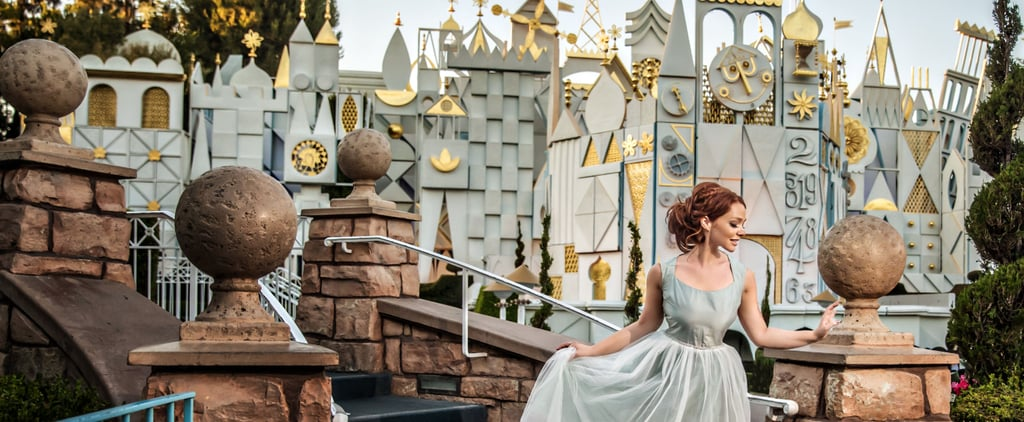 This Woman's Engagement Ended, but She Still Had the Disneyland Photo Shoot of Her Dreams