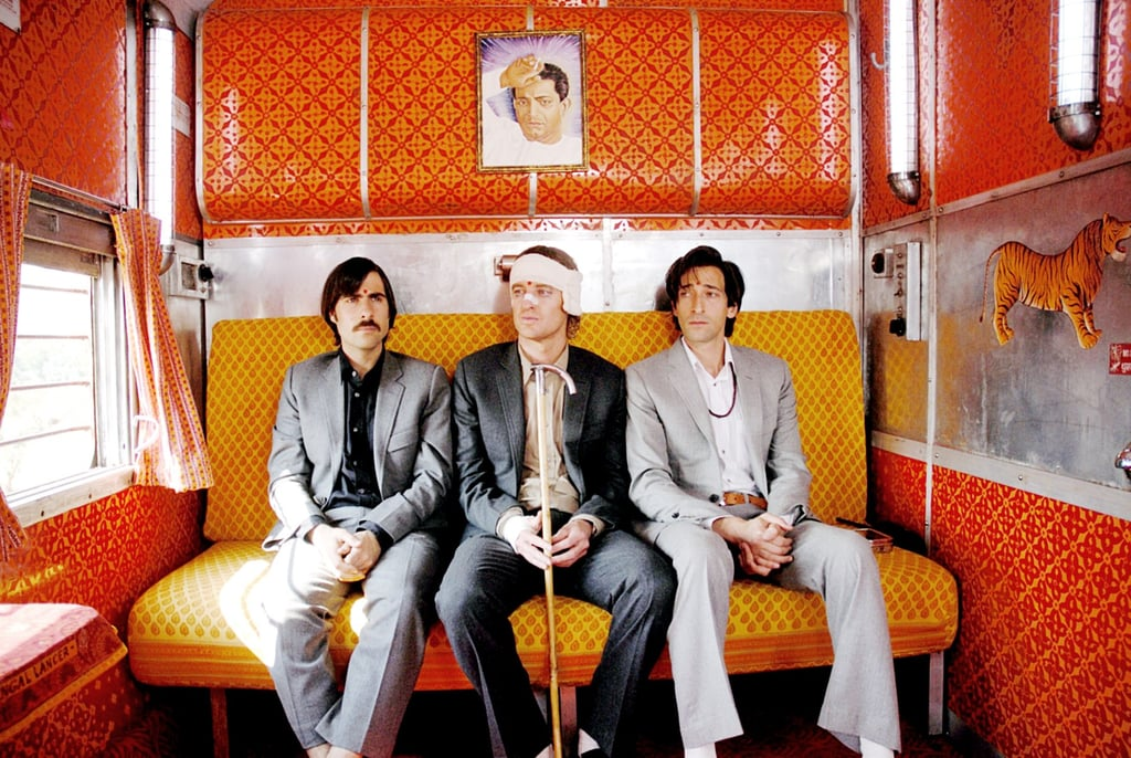 Jack, Peter, and Francis From The Darjeeling Limited