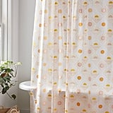 Bathroom: Update Your Shower Curtain