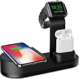 Deszon Wireless Charger Designed for Apple Watch, AirPods, and iPhone