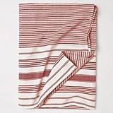 Striped Cotton Tablecloth