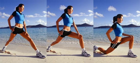 Green Exercise: Add Lunges to Your Walks