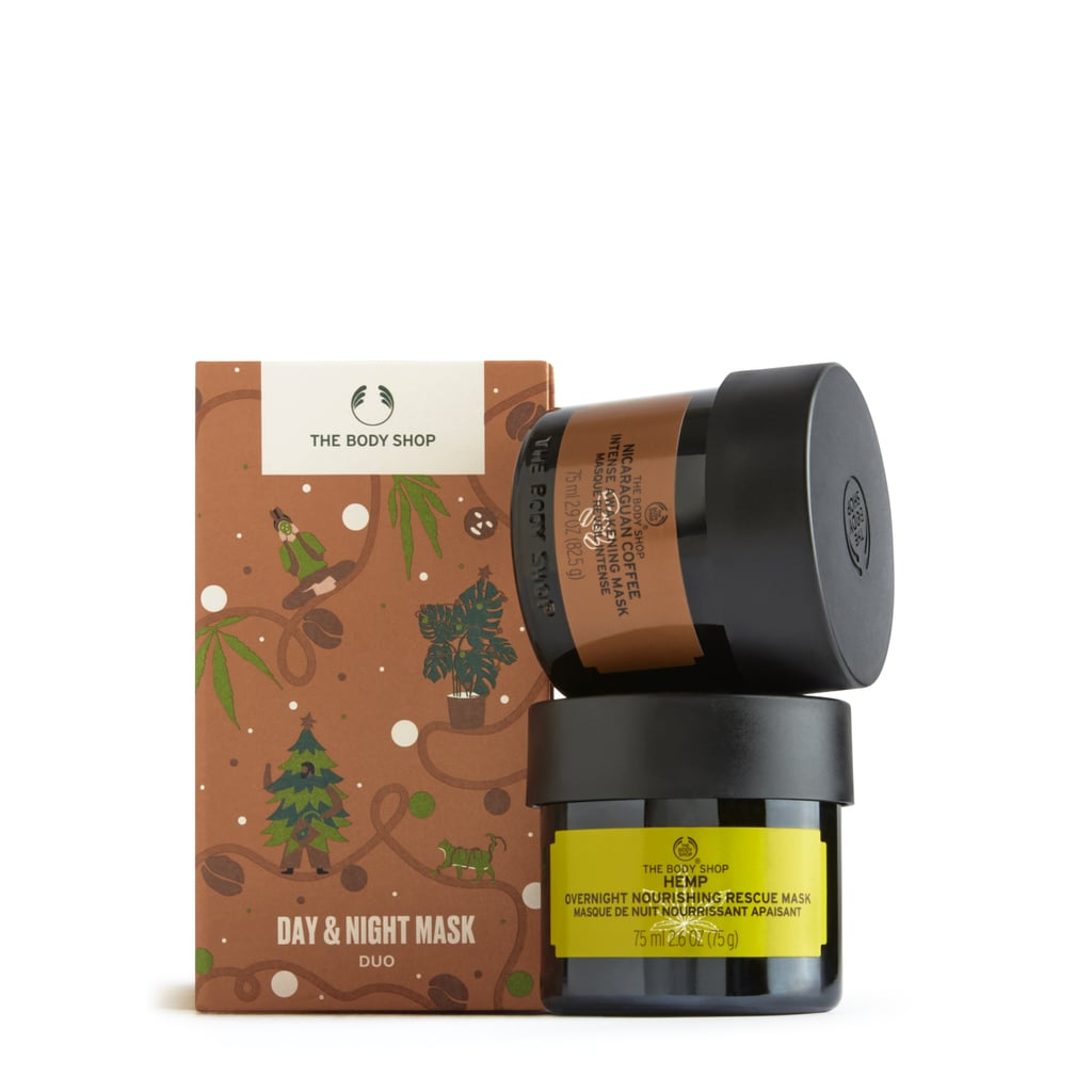 The Body Shop Day and Night Face Mask Duo