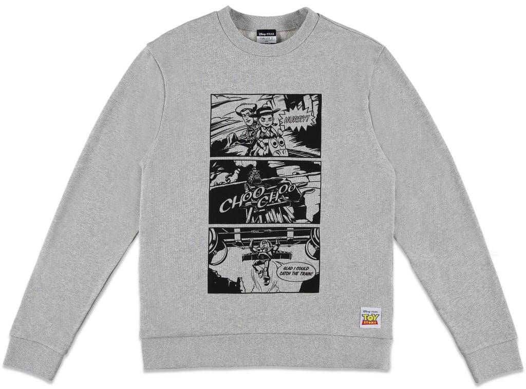 Men Pixar Toy Story Sweatshirt ($23)