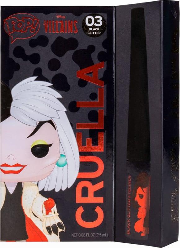 Funko x Disney Villains Cruella Eyeliner