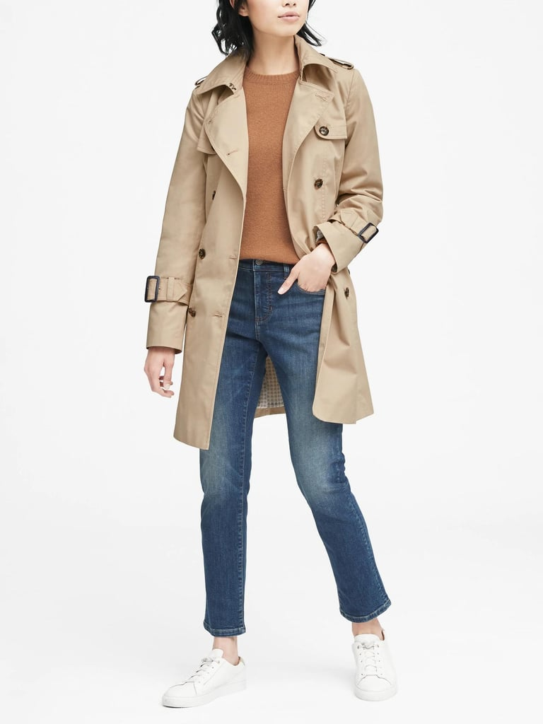 Best Trench Coats For Women at Banana Republic