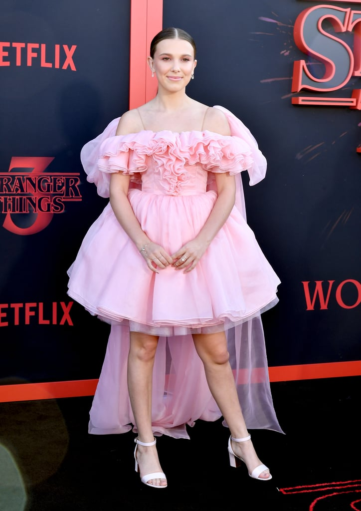 Millie Bobby Brown at Stranger Things Season 3 Premiere