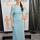 Jackie Tohn at the 2019 SAG Awards