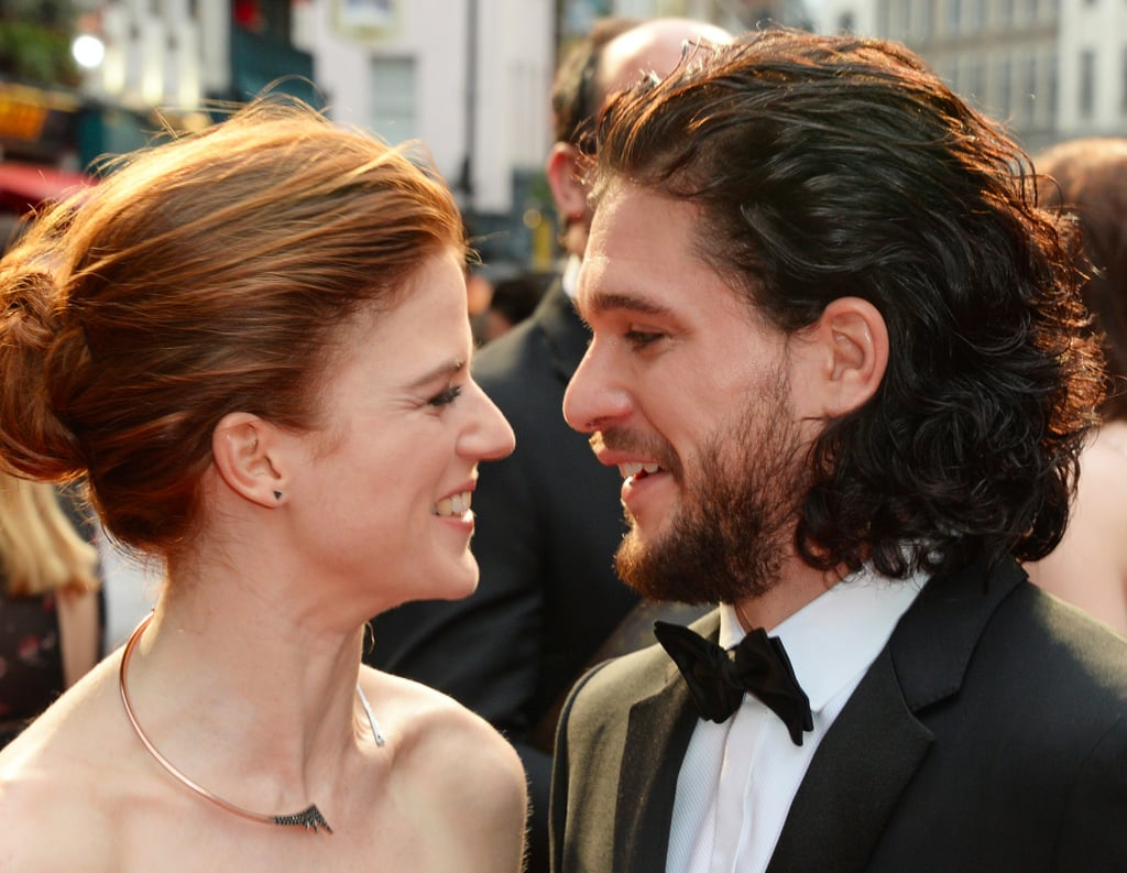 Photos Of Kit Harington And Rose Leslie