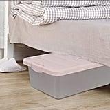 Latching Under Bed Storage Box