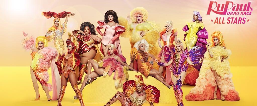 The Cast of RuPaul's Drag Race All Stars Season 6