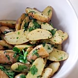 Buttery Fingerling Potatoes With Parsley