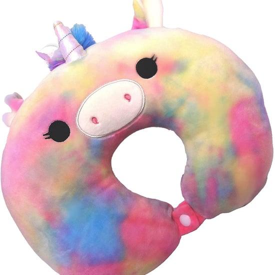 Check Out Squishmallows Neck Pillows