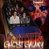 Go on Space Mountain Ghost Galaxy