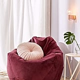 Urban Outfitters Noah Velvet Lounge Chair