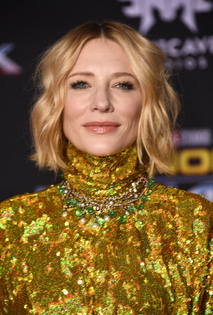 The Healthy Wave as Seen on Cate Blanchett