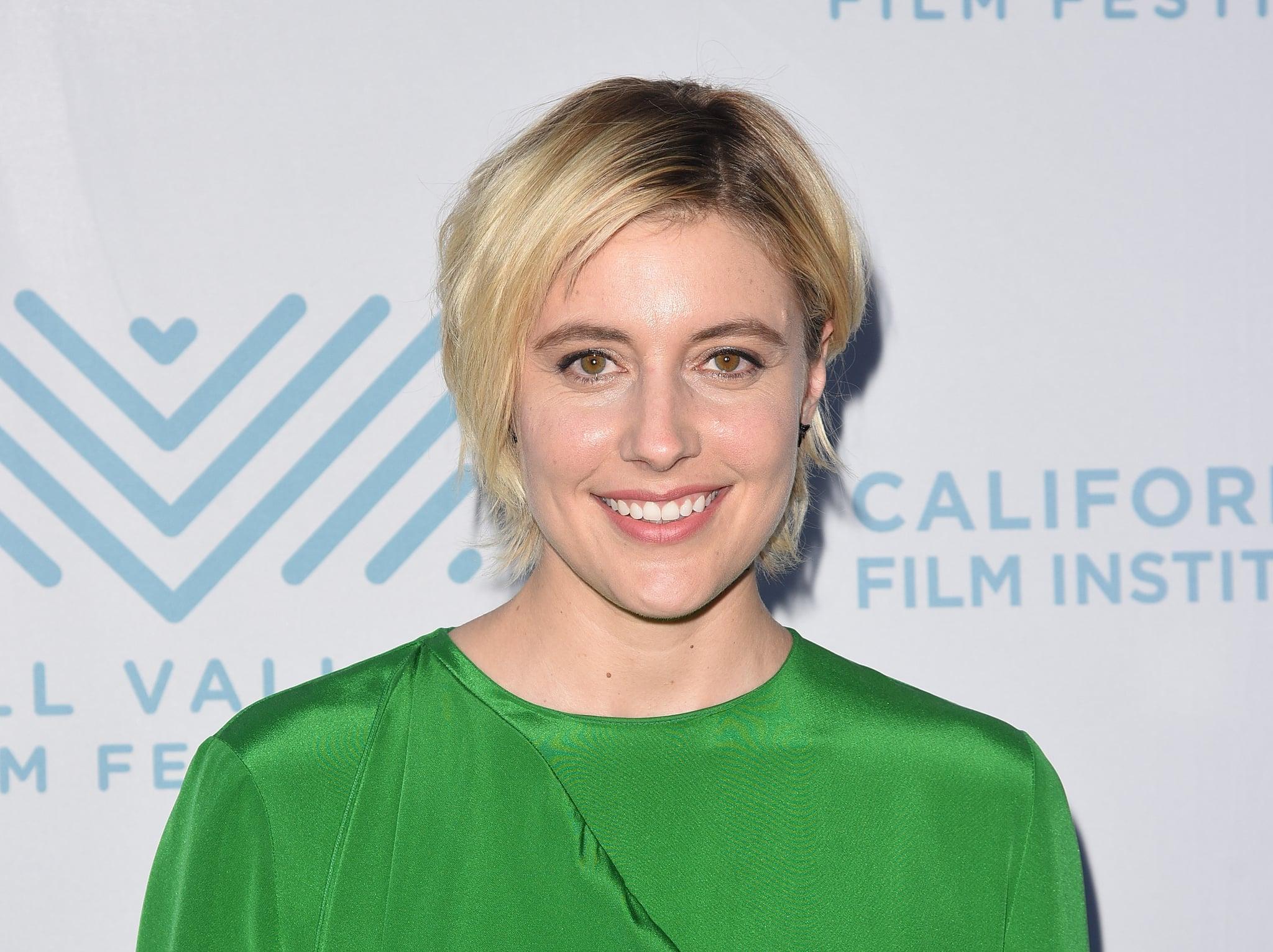 female directing nominees Greta Gerwig lady bird