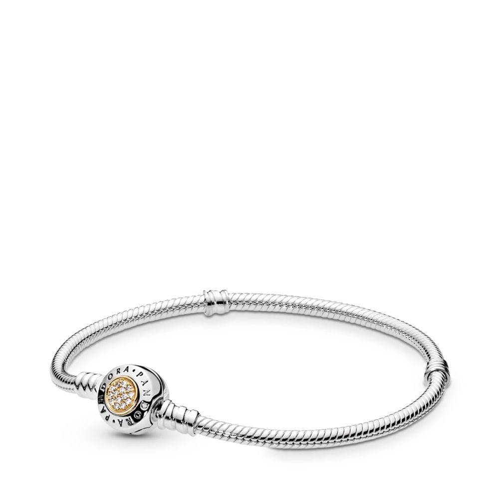 Pandora Two Tone Bracelet