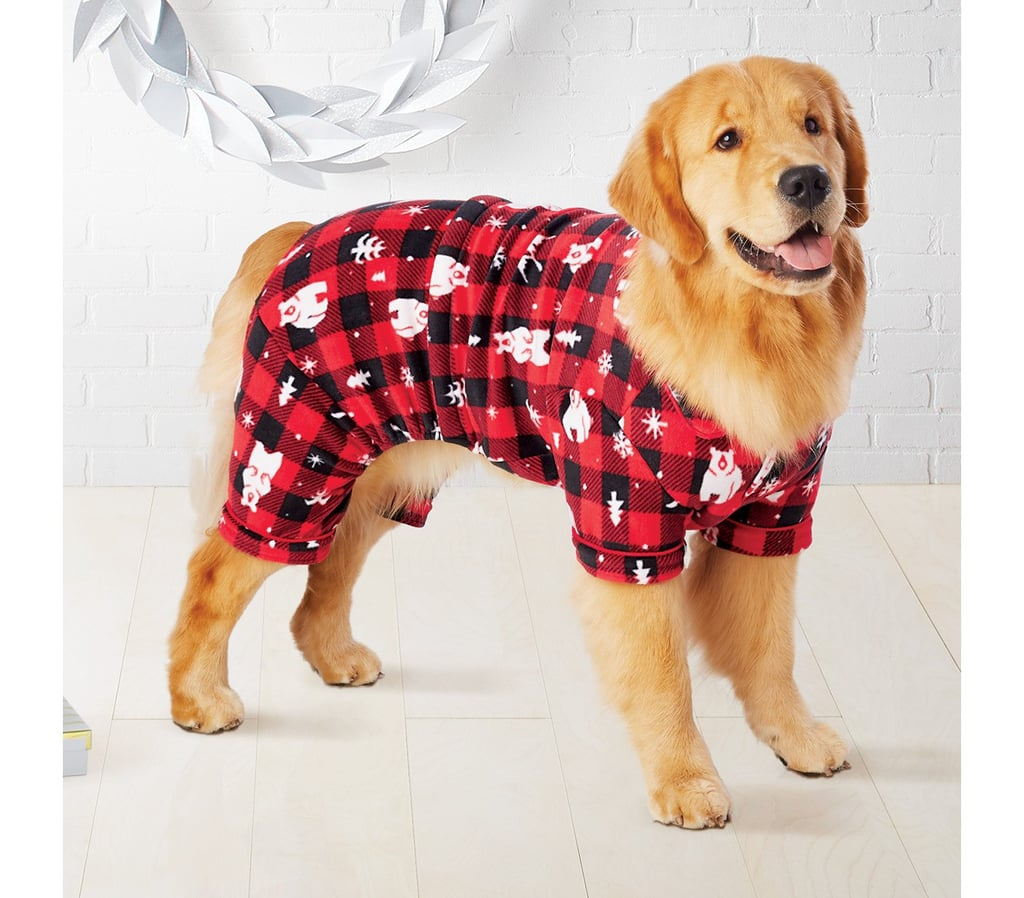 a353f59266 Target Pet Holiday Bear Pajamas