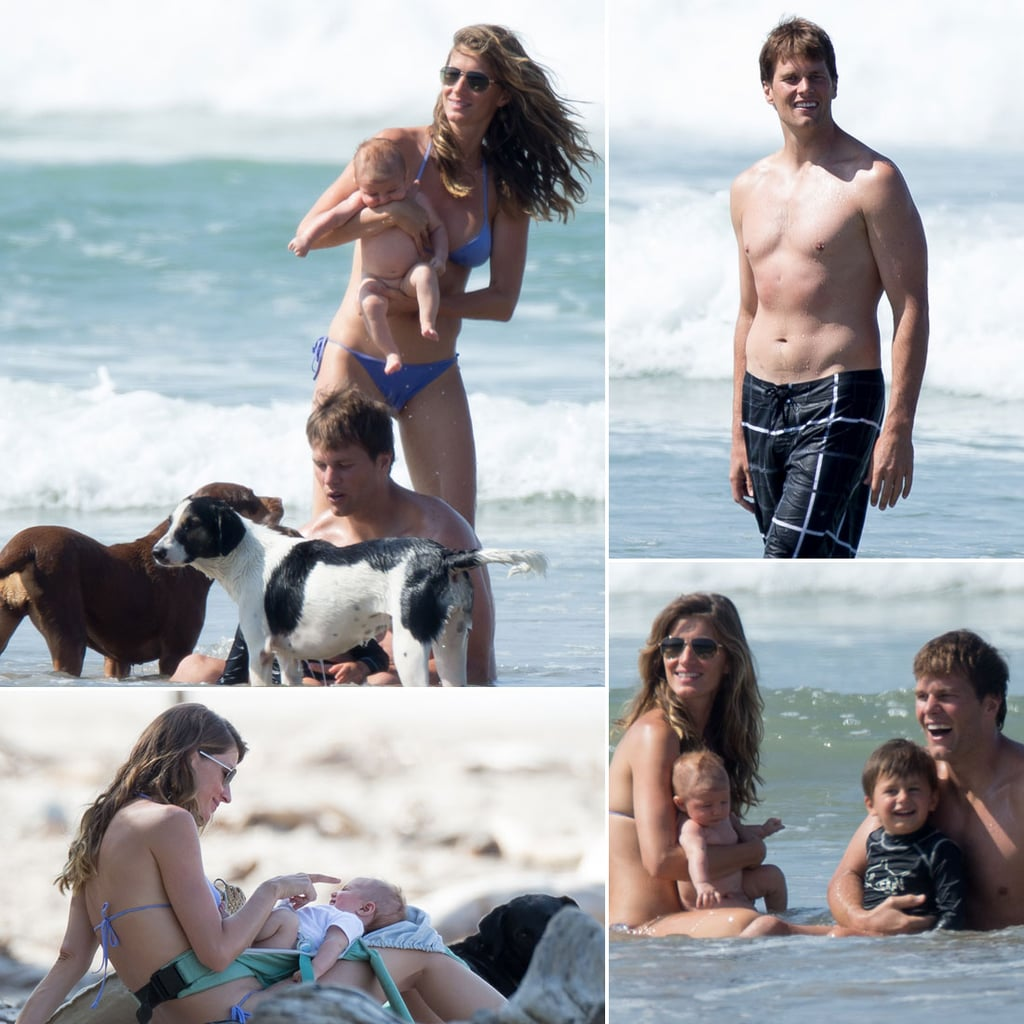 Gisele and Her Family in Costa Rica