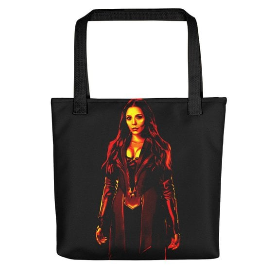 Scarlet Witch Tote Bag