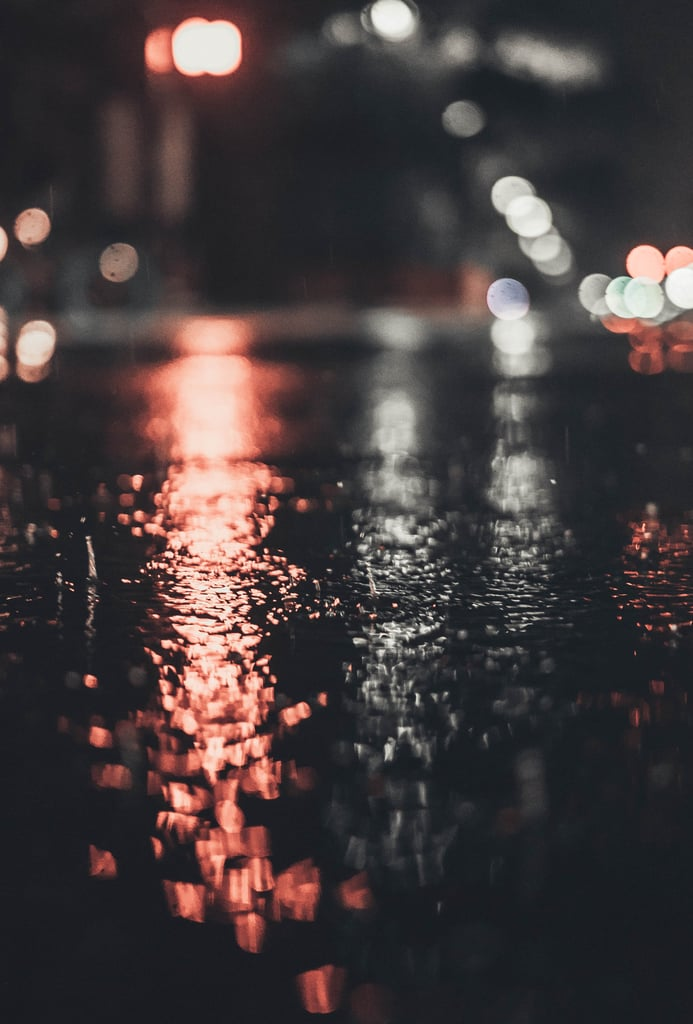 If it rains a lot in your area, give an umbrella to a homeless person.