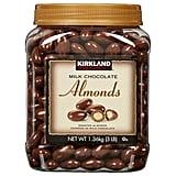 Kirkland Signature Milk Chocolate Almonds ($14)