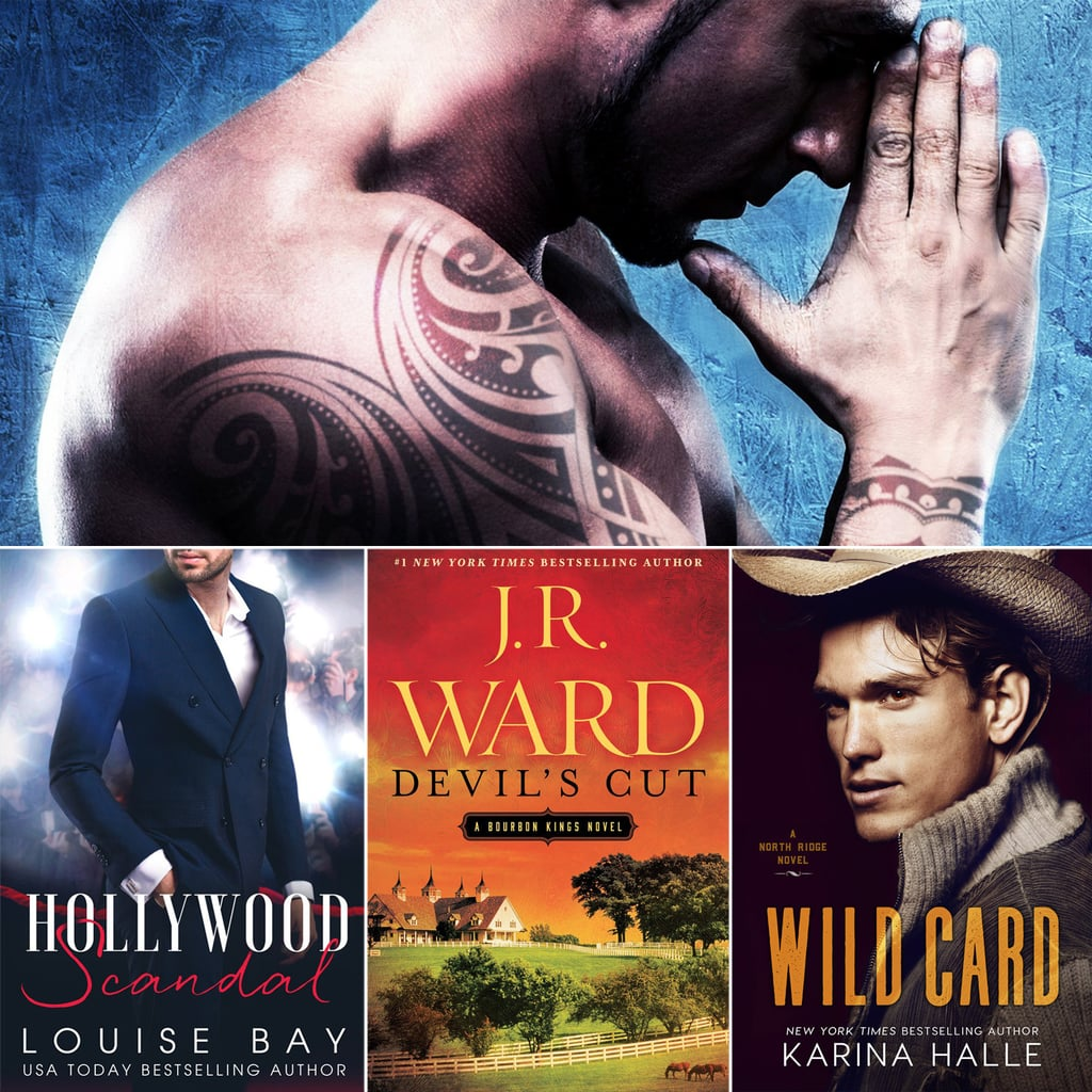 Sexiest Romance Books in August 2017