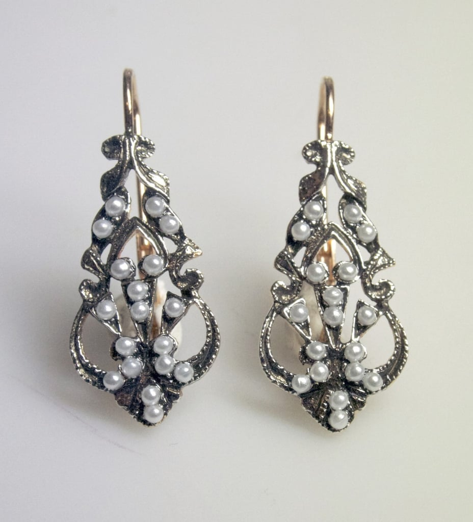 Our Pick: Beaut Edwardian Style Pearl Earrings