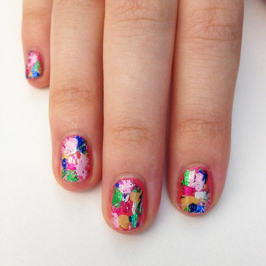Easy nail art designs popsugar beauty snowed in weve got 15 easy to diy nail art designs prinsesfo Image collections