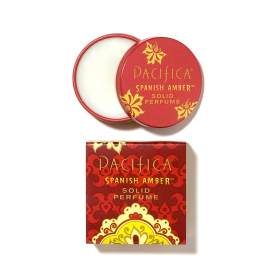 Pacifica Spanish Amber Solid Perfume Tin