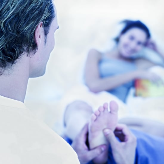 Give Each Other Head-to-Toe Massages
