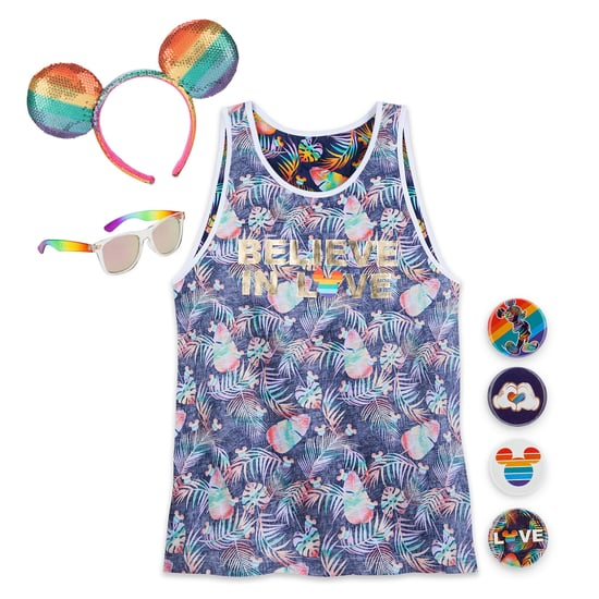Rainbow Disney Pride 2019 Collection