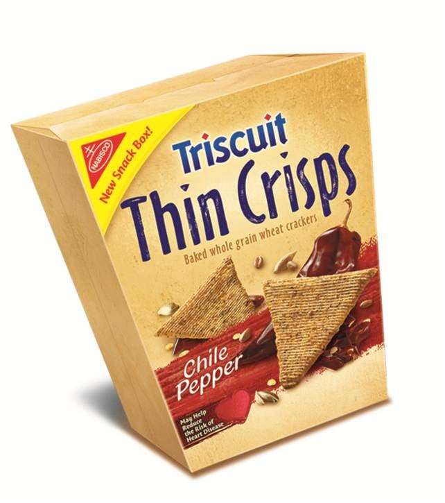 Chile Pepper Triscuit Thin Crisps
