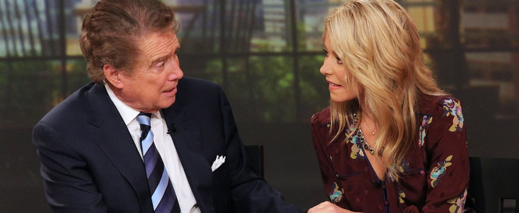 Kelly Ripa and Ryan Seacrest React to Regis Philbin's Death