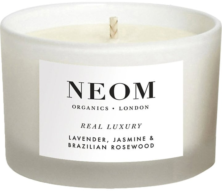 Neom Luxury Organics Real Luxury Travel Candle (£16)
