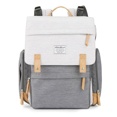 Eddie Bauer Cascade Back Pack Diaper Bag