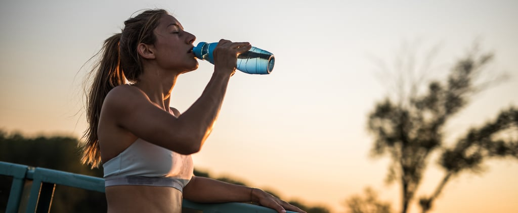 How Much Should I Hydrate Before a Run?