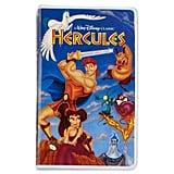 Hercules VHS Case Journal