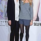 Sienna Hits the Theatre Then Joins Savannah For a Fashion Launch