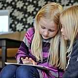 Just because a screen is used for schoolwork, doesn't mean other types of screen time should be taken away.