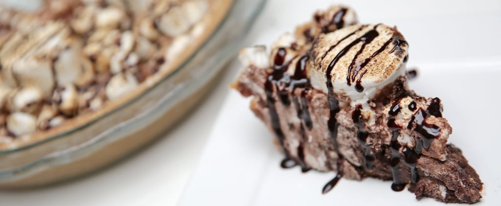 No-Bake S'mores Pie Recipe