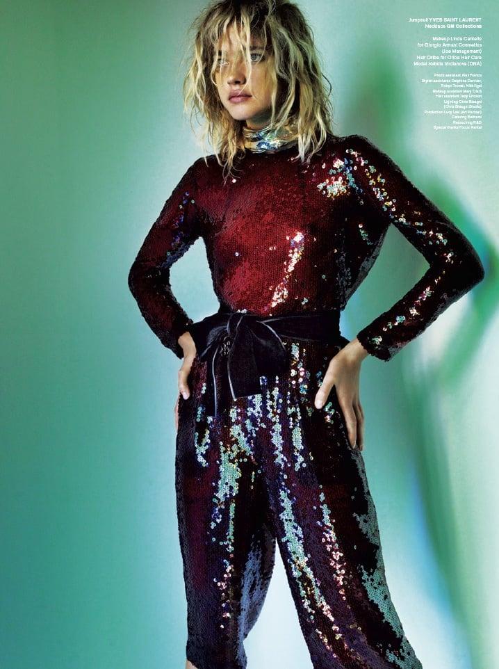 V Magazine's Glowing Spring Affair
