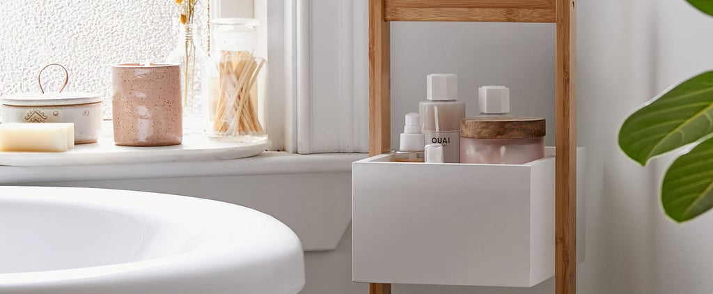 Best Organisers For Small Bathrooms
