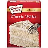 Duncan Hines Classic White Cake