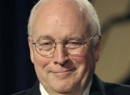 Can I See Some ID, Sir? Dick Cheney Carded At Voting Booth