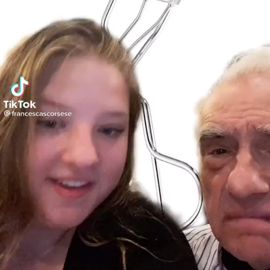 Martin Scorsese Guesses Cosmetic Items on Daughter's TikTok
